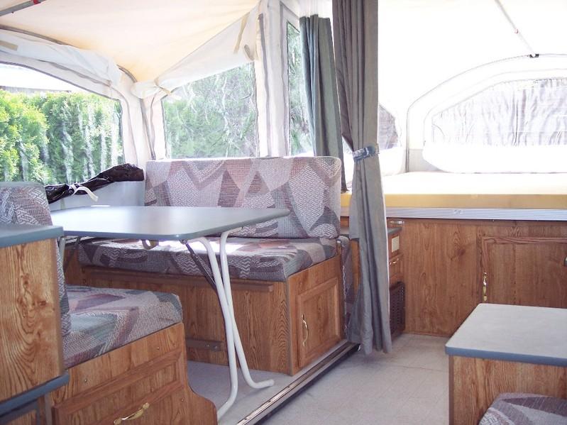 2001 Viking 2485 St Tenttrailer Kamloops Trailers For