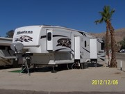 2008 Montana 5th Wheel,  37 1/2',  4 slideouts $32900.