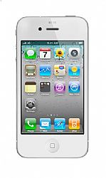 Apple iPhone 4G 32GB White Unlocked